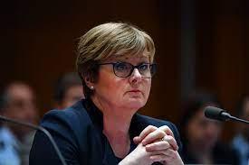Defence Minister Linda Reynolds 2