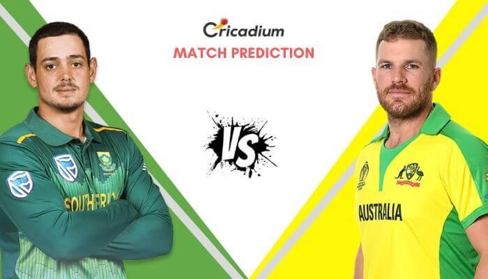 SA vs AUS Match Prediction 1 4