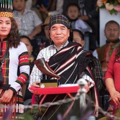 Chief Minister of Mizoram Zoramthanga 1