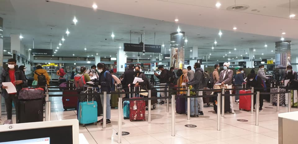 India Travel; Melbourne Airport; Picture Source: The Australia Today