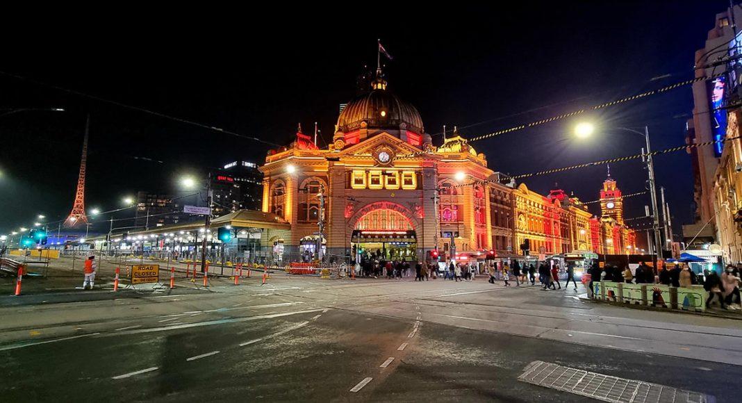 Federation Square, Melbourne; Picture Source: Ritesh Chugh