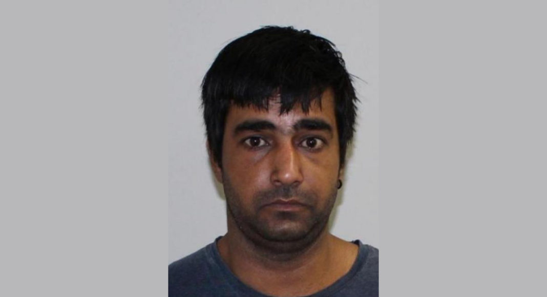Rajender SINGH; Picture Source: Vic Police